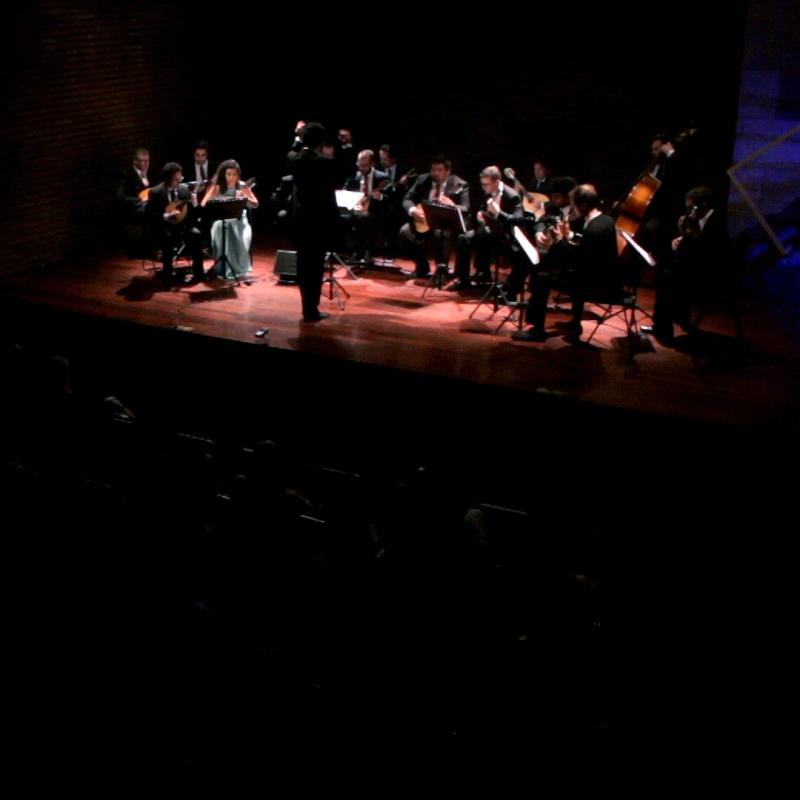 Orquestra Portuguesa de Guitarras e Bandolins - Gravação de CD